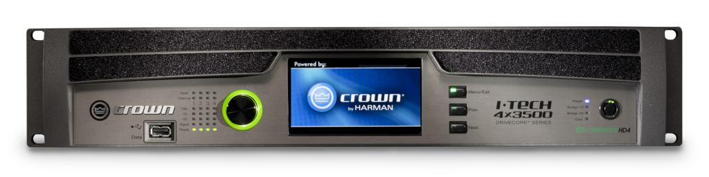 Crown I-Tech 4x3500 HD Image