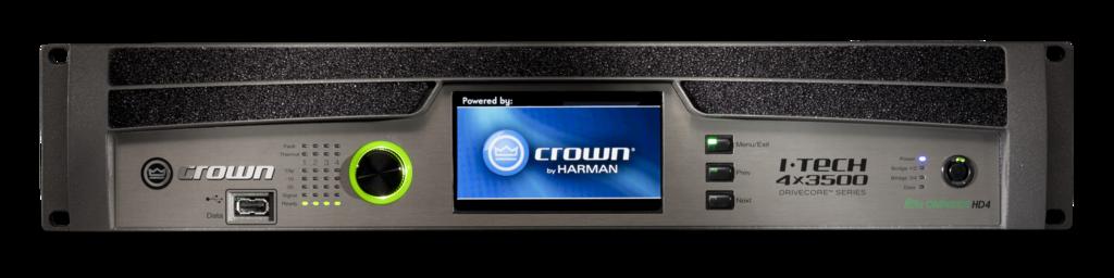 Crown I-Tech 4x3500 HD Image